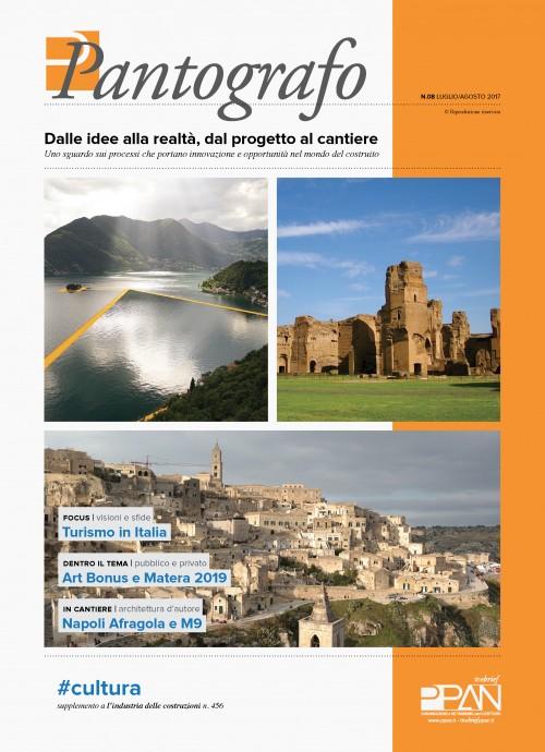 #Cultura: nel nuovo numero di Pantografo innovazione e valorizzazione del patrimonio