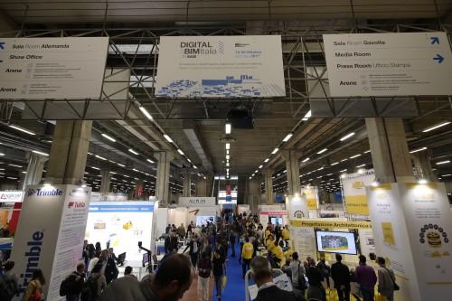 Digital&BIM Italia, successo per il primo evento sulla digitalizzazione del settore edile
