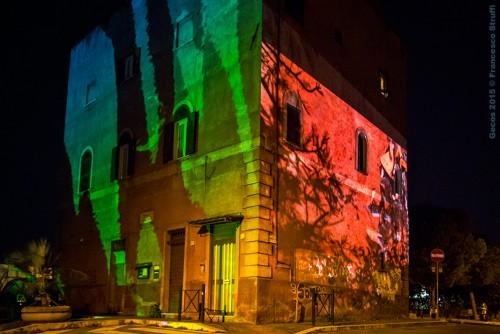 Roma, le periferie si vestono di luci con il festival Rgb Light Experience