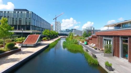 Amsterdam, architettura e sostenibilità si sposano nell'ecoquartiere Park 20|20