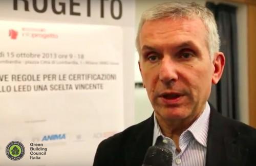 Giuliano Dall'Ò è il nuovo presidente di Green Building Council Italia
