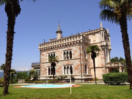 Regione Piemonte lancia il concorso di progettazione per la rinascita del castello di Miasino