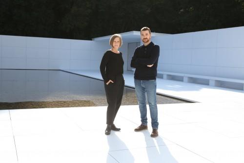 Barcellona, nuovo look temporaneo per il padiglione di Mies van der Rohe