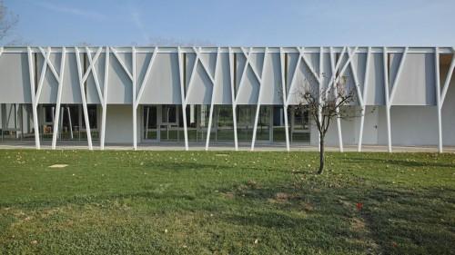 In provincia di Udine, un istituto primario privato per il Gruppo Danieli firmato Made associati e Marco Zito