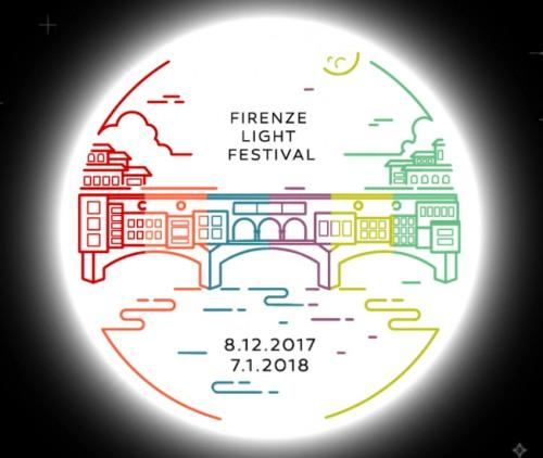 F-Light festival, a Firenze lo IED illumina Ponte Vecchio
