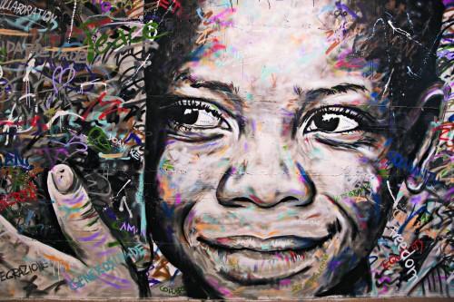 Arte urbana aumentata, al via a Milano il primo museo a cielo aperto