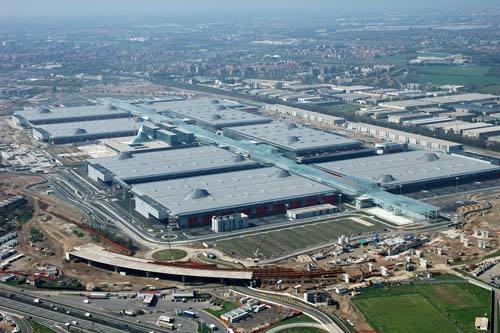 Fiera Milano è il primo polo congressi e servizi certificato Leed in Europa