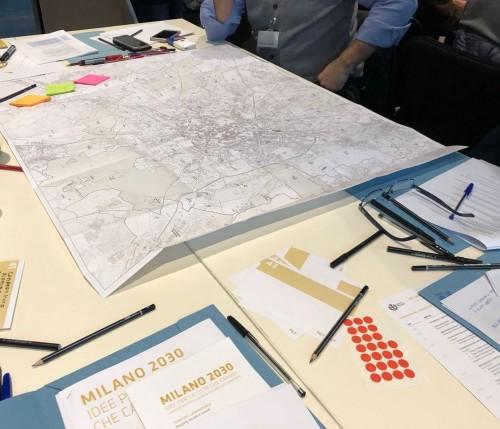 Regole e visioni per Milano 2030, un laboratorio per costruire una città felice