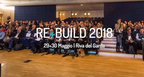 Vuoi essere uno dei relatori di REbuild 2018? Aperta la call to speaker