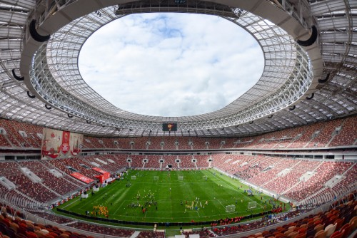 Russia 2018: viaggio alla scoperta dei 12 stadi dei prossimi Mondiali di calcio
