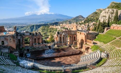 Sicilia, partnership pubblico-privata per i siti archeologici di Naxos e Taormina