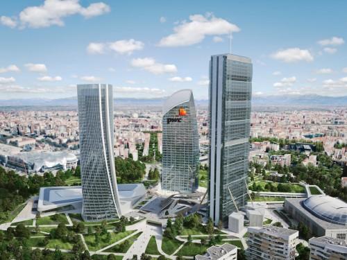 Citylife: PwC è il nuovo tenant della Torre Libeskind