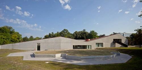 Nel trevigiano completato il centro per i malati d'Alzheimer firmato da Davanzo Architetti