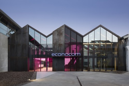 Milano, la nuova sede di Econocom fra mixed use e soluzioni innovative