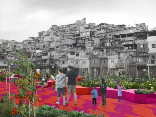 """""""Espaço"""", la proposta di Piuarch per rigenerare gli spazi pubblici di San Paolo"""