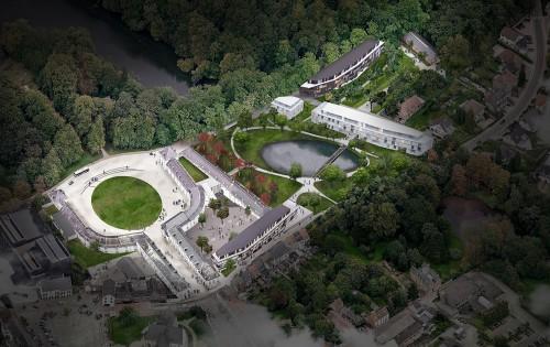 C+S Architects vince il concorso per la riqualificazione delle ex scuderie di Tervuren in Belgio