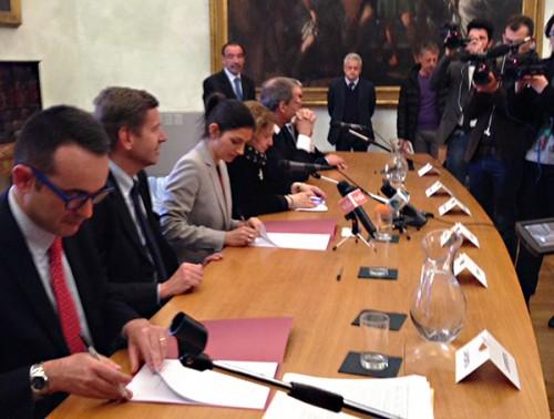 Roma gioca la carta green: firmato il PAESC per ridurre le emissioni