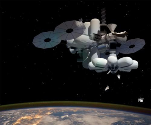 L'hotel del futuro? Visioni per strutture pensate sull'orbita e progetti pronti per il cantiere