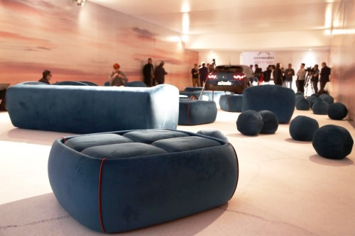 Bertone design e Citroën alla Design Week di Milano