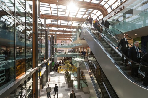 A Roma inaugura Aura, una nuova piazza pubblica commerciale da 17mila mq
