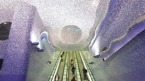 Non solo tunnelling: archeologia, architettura e arte al WTC 2019 di Napoli