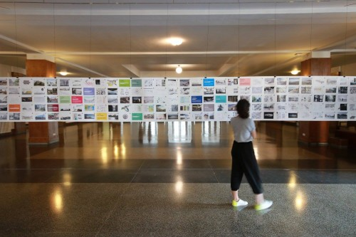 I finalisti del Young Talent Architecture Award in mostra alla Biennale di Venezia