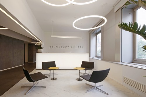 Una nuova casa-bottega per Confindustria Moda