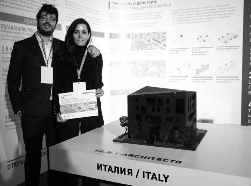 I giovani progettisti di Ta.R.I-Architects trionfano in Russia