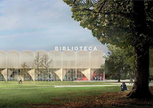 Con Concorrimi, Milano porta a casa il progetto per la nuova Biblioteca Lorenteggio