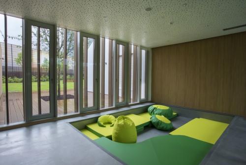 Nato da AAA architetticercasi, l'asilo BabyLife progettato da 02Arch