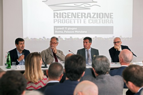 I costruttori romani portano la rigenerazione urbana sul tavolo della politica
