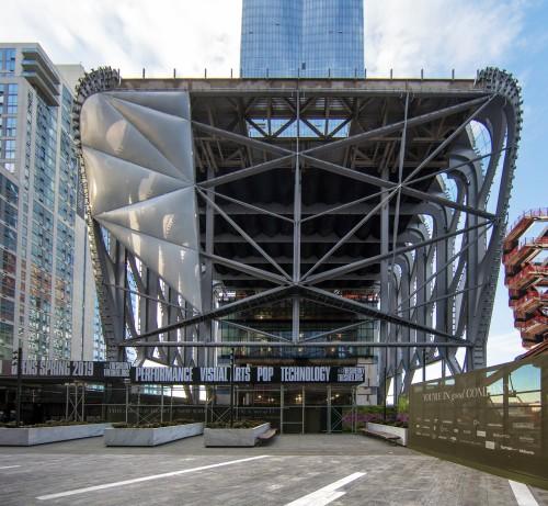 Dalla High Line a The Shed, l'architettura di Diller Scofidio + Renfro a New York