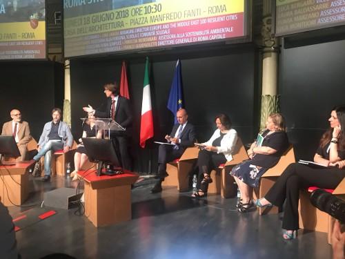 Roma Resiliente: metà Giunta Raggi per presentare la strategia per la città del futuro