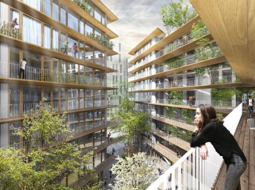 Ex area Falck con il Cnappc: 02Arch sia aggiudica il concorso per le nuove residenze