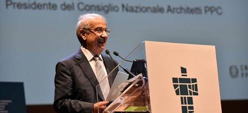Il manifesto dell'VIII Congresso Architetti spinge per una Legge per l'architettura