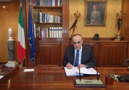 Bonisoli: All'Italia ora non serve una legge sull'architettura