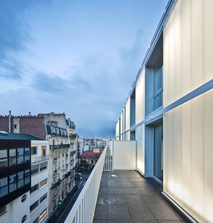 Parigi architettura ad uso misto made in italy per l for Architettura a parigi
