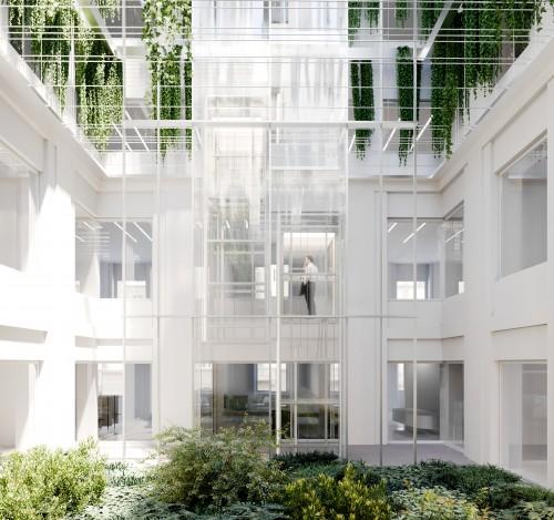 Green e smart, gli uffici secondo Scandurra Studio Architettura