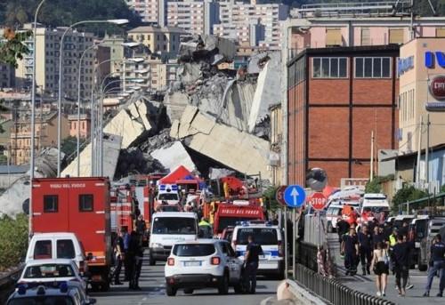 Dopo il Ponte Morandi. Cardinale (CNI): Sostituzione edilizia, multidisciplinarietà, comunicazione trasparente