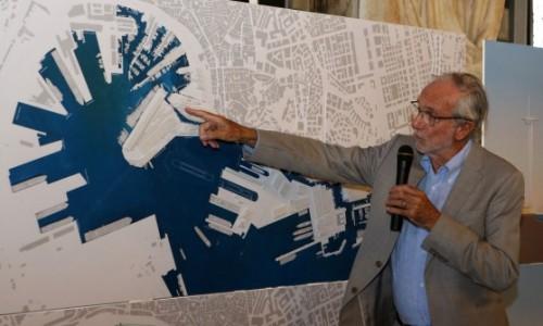 Renzo Piano e Genova: 15 anni di annunci, plastici e presentazioni pubbliche