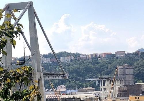 Ponte Genova, alla stazione appaltante la responsabilità di valutare le soluzioni migliori