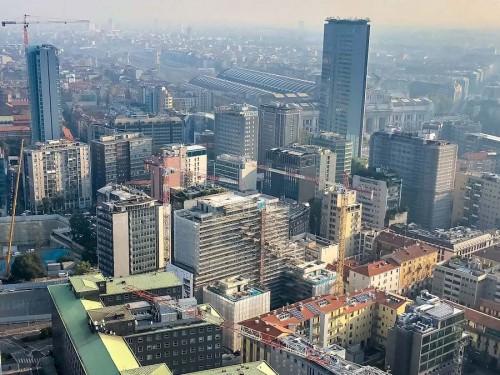 Milano, in 14 mesi completate le strutture dei Giardini d'Inverno