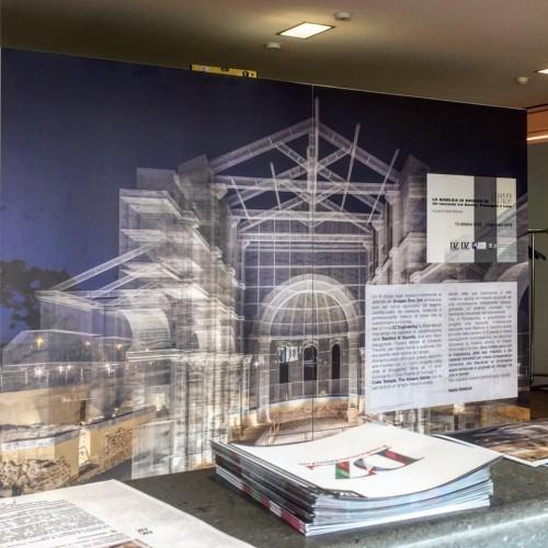 Come nasce un'opera di Tresoldi? La storia della Basilica di Siponto raccontata dalla Fondazione Dino Zoli