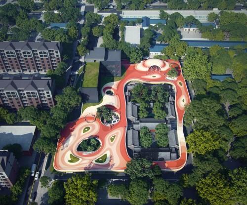 Scuole da star, MAD architects a Pechino con un asilo nido
