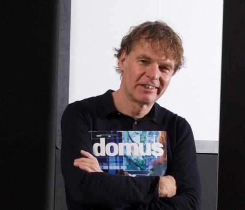 Domus si concentra sul tema delle città, sotto la guida di Winy Maas