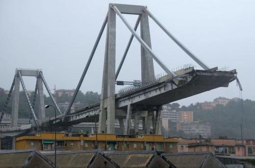 Corsa per la ricostruzione del Ponte Morandi. Ecco i protagonisti in gara