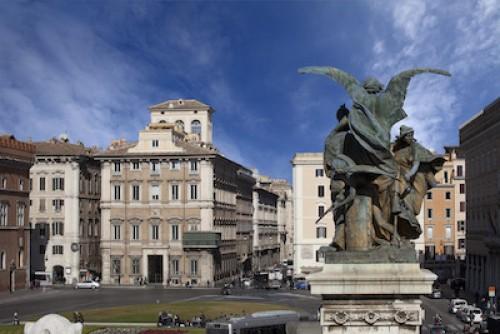 Roma, Generali RE restaura e riapre in 14 mesi Palazzo Bonaparte
