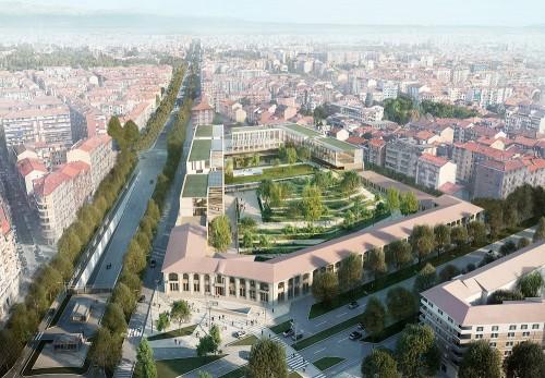 Federal Building Torino, Iotti+Pavarani Architetti vince il concorso per il masterplan