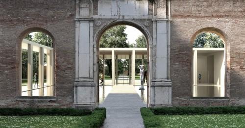 Sgarbi guida il fronte del no contro il concorso del Palazzo dei Diamanti di Ferrara
