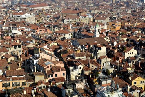 Venezia da abitare con 1000 nuove case. Il Cerv propone al Comune di copiare Cortina